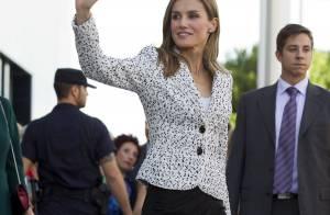 Letizia d'Espagne chic, Elena colorée, Sofia sobre : Dames de coeur en action