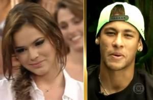 Neymar : Romantique, il déclare sa flamme à sa belle Bruna, en larmes