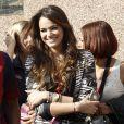 Bruna Marquezine, la compagne de Neymar, à Barcelone le 3 juin 2013.