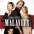 Le film Malavita de Luc Besson, en salles le 23 octobre 2013