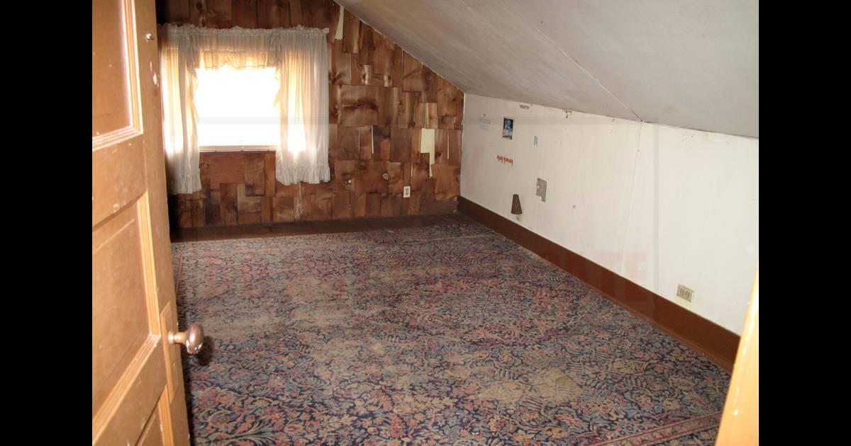la chambre de kurt cobain dans sa maison d 39 enfance mise en