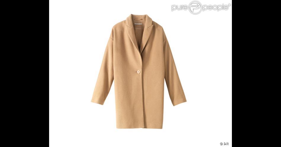 Coup de coeur mode : le manteau masculin 3 Suisses