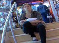 Jenna Wolfe allaite sa petite Harper en public pour faire réagir les gens