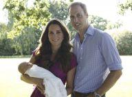 Prince George : La date du baptême fixée, William et Kate jouent l'originalité
