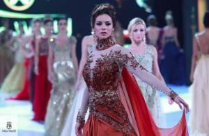 Marine Lorphelin, confiante avant Miss Monde 2013 : 'Je suis bien classée'