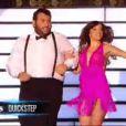 Laurent Ournac et Denitsa dans Danse avec les stars 4 sur TF1 le samedi 28 septembre 2013