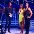Laury Thilleman et Maxime dans Danse avec les stars 4 sur TF1 le samedi 28 septembre 2013