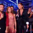 Titoff et Silvia dans Danse avec les stars 4 sur TF1 le samedi 28 septembre 2013