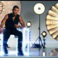 Brahim Zaibat et Katrina  dans Danse avec les stars 4 sur TF1 le samedi 28 septembre 2013