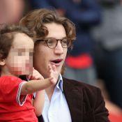 PSG - Toulouse : Jean Sarkozy, Solal et Pierre heureux, Emilie Nef Naf ennuyée