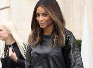 Ciara : Reine du style à Paris pour un marathon fashion