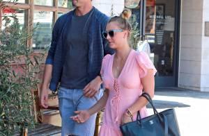 Kaley Cuoco, fiancée à Ryan Sweeting : Elle dévoile sa somptueuse bague !