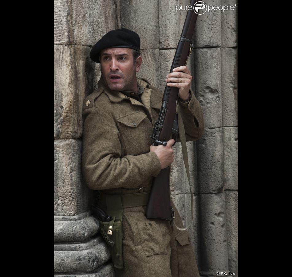 Image officielle de The Monuments Men avec Jean Dujardin