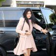 Kylie Jenner à Beverly Hills. Le 2 octobre 2013.