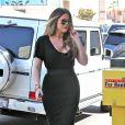Khloé Kardashian à Los Angeles, le 2 octobre 2013.