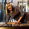 La comédienne Suzanne Somers, de Notre Belle Famille (M6), à Toronto le mardi 1er octobre.
