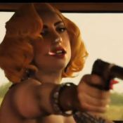 Lady Gaga : 'Machete Kills' cache un extrait d''Aura', son prochain single