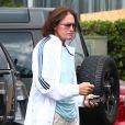 Bruce Jenner à Woodland Hills, le 9 octobre 2013.