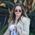 Khloé Kardashian à Woodland Hills, le 8 octobre 2013.