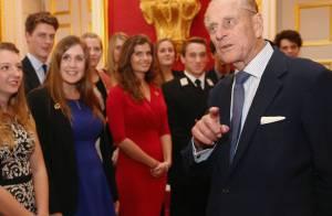 Prince Philip : En forme avec les petits jeunes pour les Prix Duc d'Edimbourg