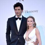 Kylie Minogue, célibataire et ''dévastée'' : La star s'est séparée du bel Andres
