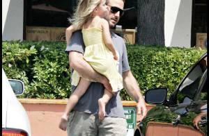 PHOTOS : David Arquette, la femme de sa vie, c'est Coco !