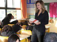Valérie Trierweiler : Emouvantes retrouvailles pour ELA à l'école de son enfance