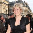 Nadine Morano au Palais Garnier pour le gala des 300 ans de l'école de danse de l'Opéra le 15 avril 2013