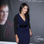 Leïla Bekhti, son amoureux Tahar Rahim et le cinéma français saluent Tarantino