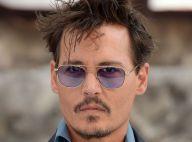 Johnny Depp : Nouveau look étonnant, les cheveux blonds !