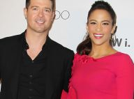 Robin Thicke et Paula Patton : Couple glamour face à Peter Facinelli, amoureux