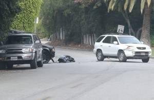 David Beckham : Accident de voiture avec son fils Brooklyn !