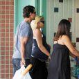 Gwen Stefani trouve encore la force d'aller faire son shopping !