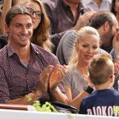 Zlatan Ibrahimovic en famille et les people acclament Djokovic triomphal à Bercy