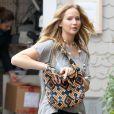 Jennifer Lawrence à Santa Monica le 11 juin 2012.
