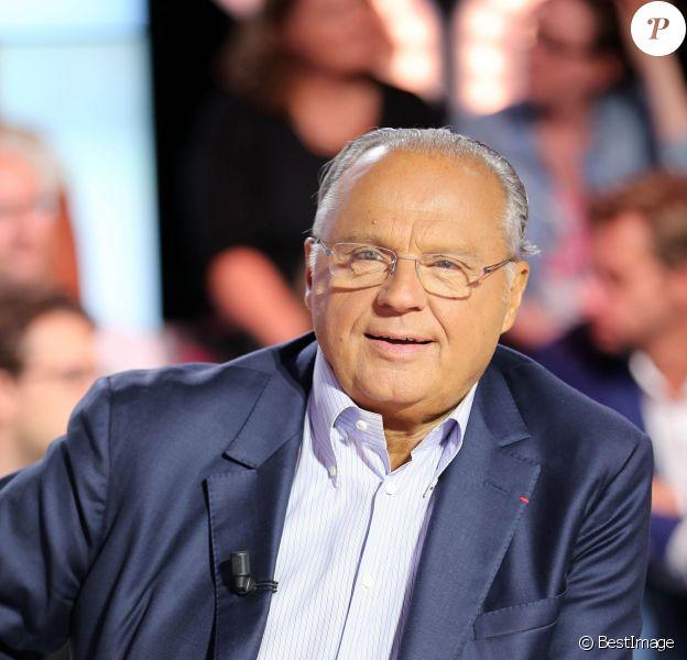 """Exclusif - Gérard Louvin - Conférence de presse rentrée D8 et D17 """"Touche Pas à ma rentrée"""", le 29 aout 2013."""