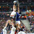 Match de rugby France-Nouvelle-Zelande (All Blacks) au stade de France, Saint-Denis, le 9 Novembre 2013.