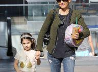 Sarah Michelle Gellar : Maman câline avec son adorable Charlotte