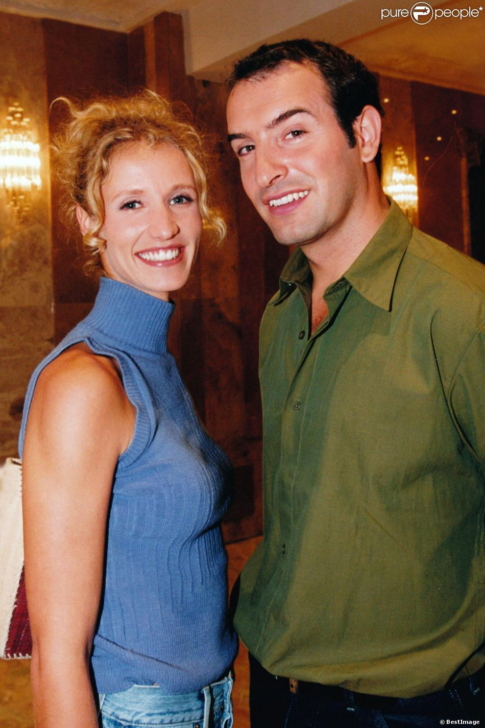 Alexandra lamy et jean dujardin en 2000 for Alexandra et jean