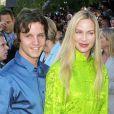 Christina Fulton et Jeremy Sinclair le 14 août 2001.