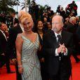 Richard Dreyfuss sur le tapis rouge du Festival de Cannes le 22 mai 2013