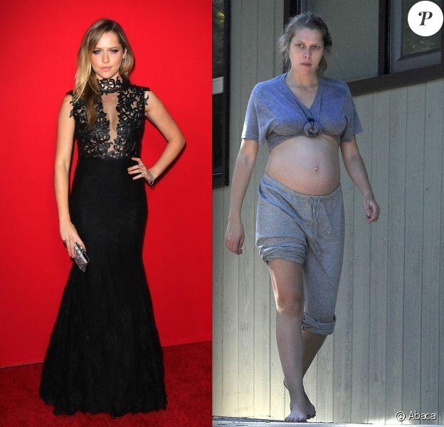 Teresa Palmer moins glamour et naturel que sur tapis rouge