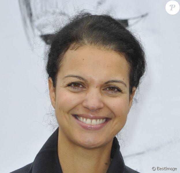 Isabelle Giordano à Paris le 11 octobre 2012