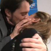 Vincent Cerutti embrasse Sandrine Quétier... et lui fracasse la mâchoire !