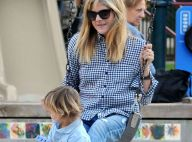 Hilary Duff, Selma Blair : Mamans relax et stylées avec leurs craquants bambins