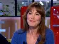 Carla Bruni : ''Avoir un enfant si tard avec Nicolas, ça a été un miracle''