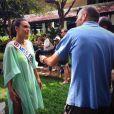 Marine Lorphelin - Premières images du séjour des 33 Miss régionales au Sri Lanka avant l'élection Miss France 2014