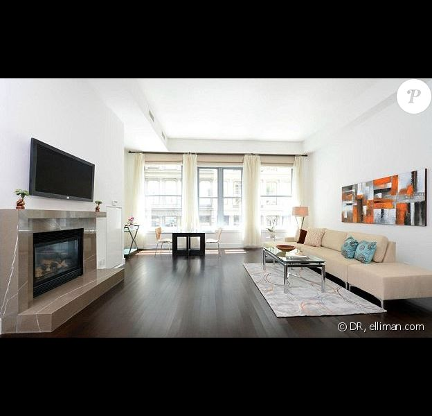 Lindsay Lohan réside dans ce sublime appartement à New York, loué 16 800 dollars par mois par Oprah Winfrey.