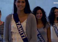 Miss France 2014 : Les 33 Miss s'entraînent pour le défilé en maillot de bain