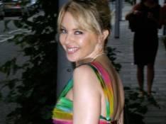 PHOTOS : Avec Kylie Minogue, on en voit de toutes les couleurs !